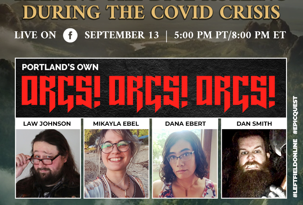 Dungeons & Distancing: Keeping the Dice Rolling During the COVID Crisis