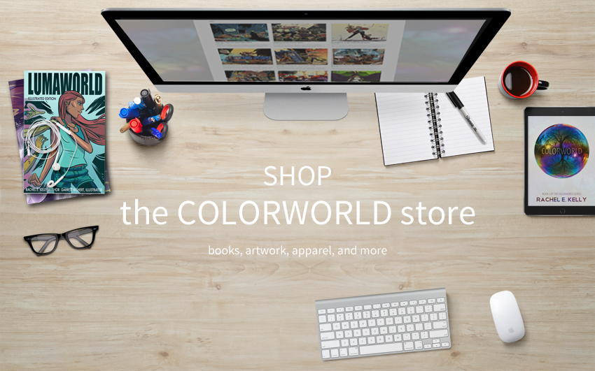 Colorworld Books