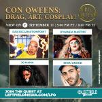 Con Qweens: Drag, Art, Cosplay!