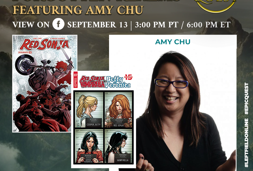 The Law of Forgotten Realms featuring Amy Chu