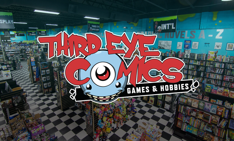 Third Eye Comics